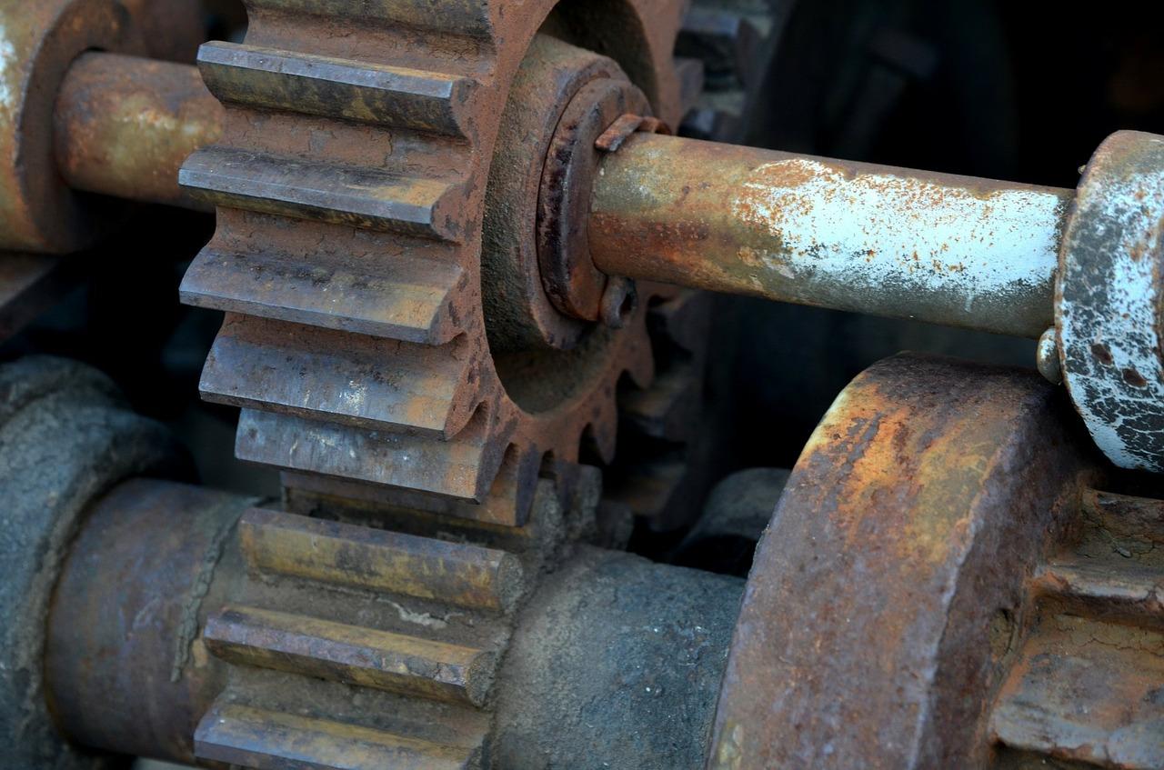 Korrosion von Aluminium und Stahl